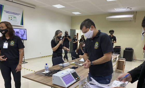 Eleitores de Macapá vão às urnas para o segundo turno das eleições