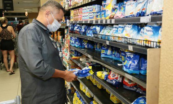 Pandemia eleva inflação de 2020 em Fortaleza; a 3ª maior do país