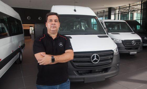 Ceará Diesel inaugura em Fortaleza loja Van Center especializada em Sprinter