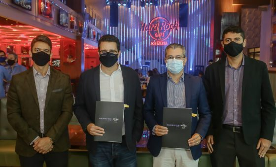 BNB financia R$ 71 milhões para investimento da VCI no Hard Rock Hotel Fortaleza