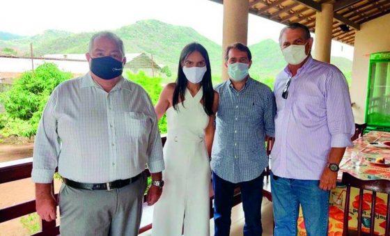Pólo Químico de Guaiúba negocia com indústria paraense, adianta Paulo Gurgel