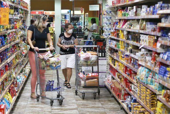 Prévia da inflação de janeiro em Fortaleza é a terceira maior do Brasil, aponta IBGE