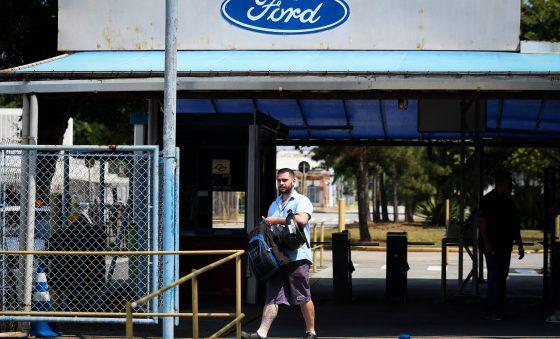 Fim da produção da Ford no Brasil afeta quase 500 empregados no Ceará