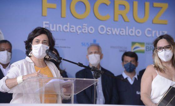 Fiocruz negocia mais de 15 milhões de doses de vacina da AstraZeneca