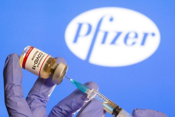 Ministério da Saúde fecha acordo de 100 milhões de doses da Pfizer