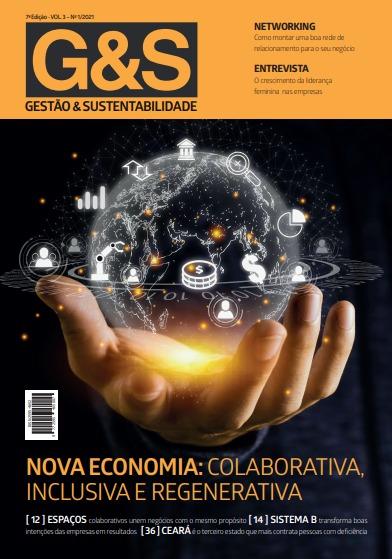 Revista Gestão & Sustentabilidade chega à 7ª edição com distribuição digital e gratuita