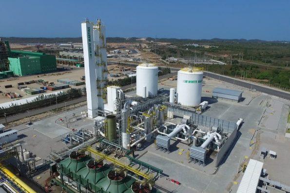 Covid-19: White Martins envia oxigênio produzido na ZPE Ceará para Manaus