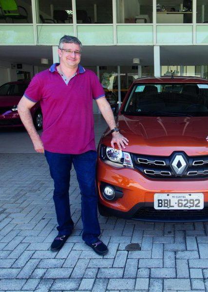 Renault Regence lança nova campanha e espera manter média de até 170 carros/mês