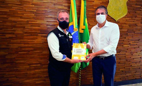 CE recebe R$ 19 milhões do Ministério da Justiça