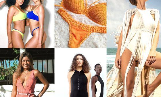 Beachwear da terra – Marcas locais para curtir a praia com estilo! – Lívia Saboya