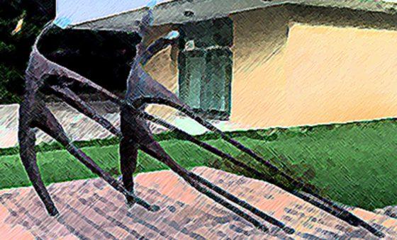 A escultura – Totonho Laprovitera