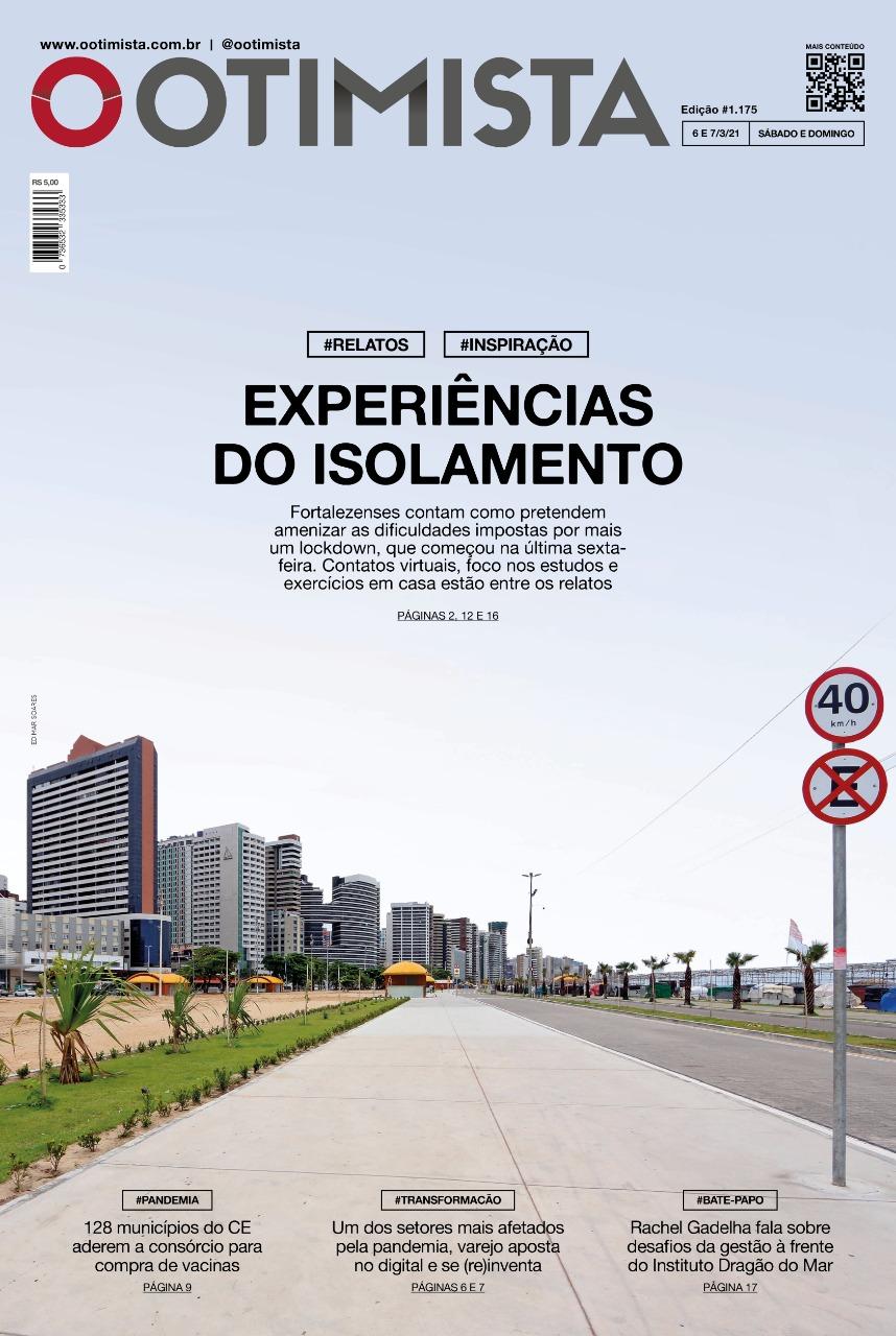 O Otimista – Edição impressa de 6 e 7/03/2021