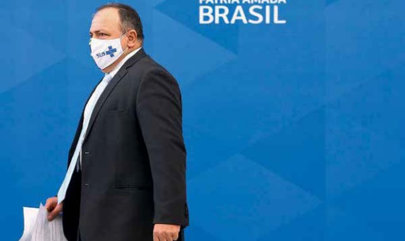 Ministro Lewandowski concede a Eduardo Pazuello direito de ficar calado na CPI da Covid