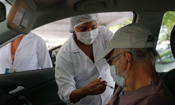 Secretaria da Saúde prorroga cadastro de vacinação contra covid-19 até dia 11/4
