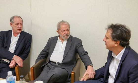 Lula, Ciro, Camilo e as eleições no Ceará em 2022