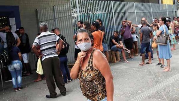 Medir forças não parece ser a métrica para salvar o Brasil do pior, do caos político econômico – Roberto Moreira