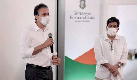 Camilo em ultimato a opositores que promovem Fake News: CHEGA! – Roberto Moreira