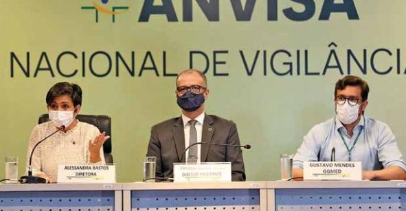 Absurdo: Anvisa decidiu contra o Brasil e não apenas contra 26 governadores – Roberto Moreira