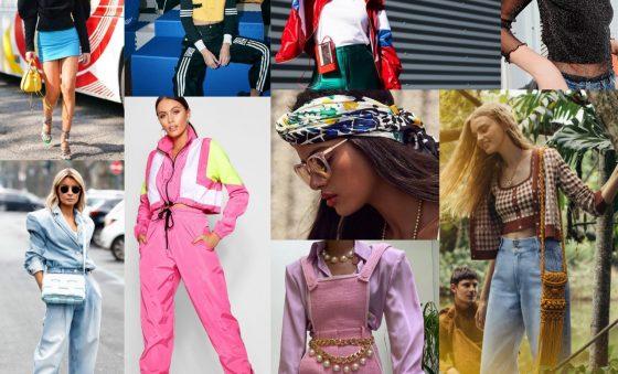 Nostalgia fashion – Tendências dos anos 1970, 1980 e 1990 que estão de volta! – Lívia Saboya