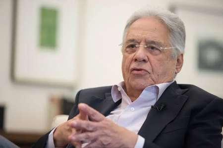 'E eu não vou escolher o Bolsonaro', afirma FHC sobre as eleições de 2022