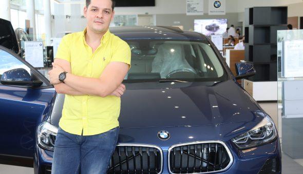 De casa nova, Saulo Parente projeta mais um ano vitorioso para a BMW Haus