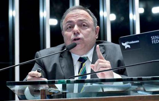 A CPI da Covid e a questão Pazuello, o general depoente como civil, e as posições de Tasso e Girão na frente da médica Mayra – Edison Silva