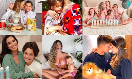 Especial Dia das Mães – Mamães fashionistas pra seguir já! – Livia Saboya
