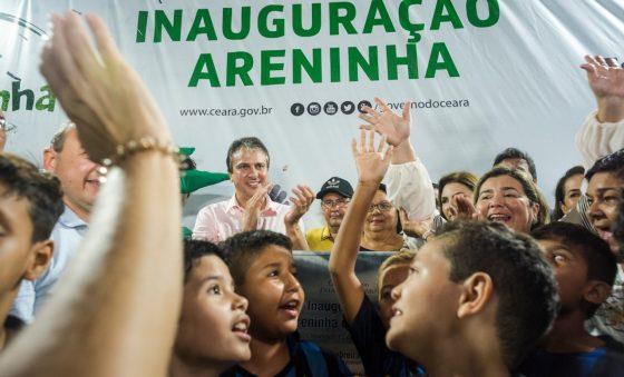 As ajudas com recursos do Fecop e as areninhas fragilizarão mais ainda as oposições no Ceará – Edison Silva