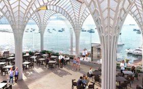 Confira imagens da modernização do Mercado dos Peixes, no Mucuripe