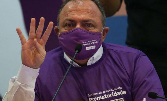 CPI quer saber por que o ex-ministro da saúde Eduardo Pazuello deixou de comprar a vacina – Roberto Moreira