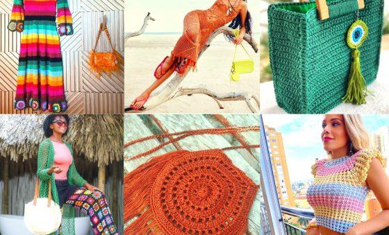 """Crochê """"da terra"""": marcas locais para aderir à tendência de vez"""