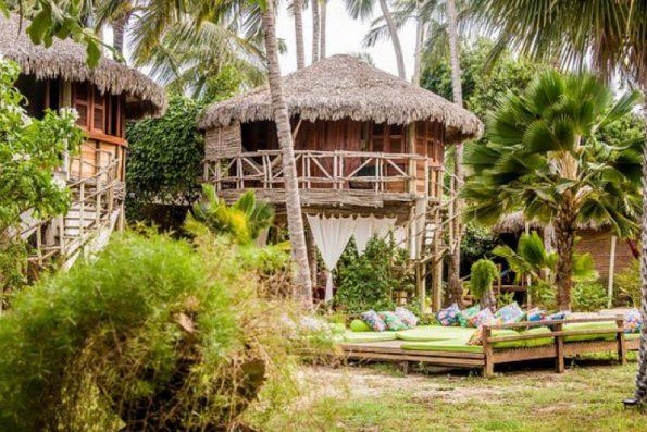 Seis hotéis cearenses figuram em lista dos melhores do mundo