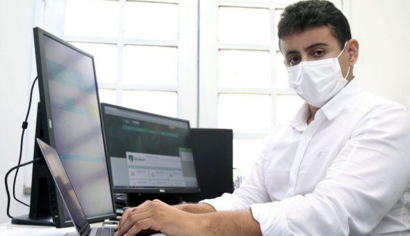 """""""Queremos que a transparência faça parte de um legado"""", diz Araguacy Veras, coordenador de TI da Sesa"""