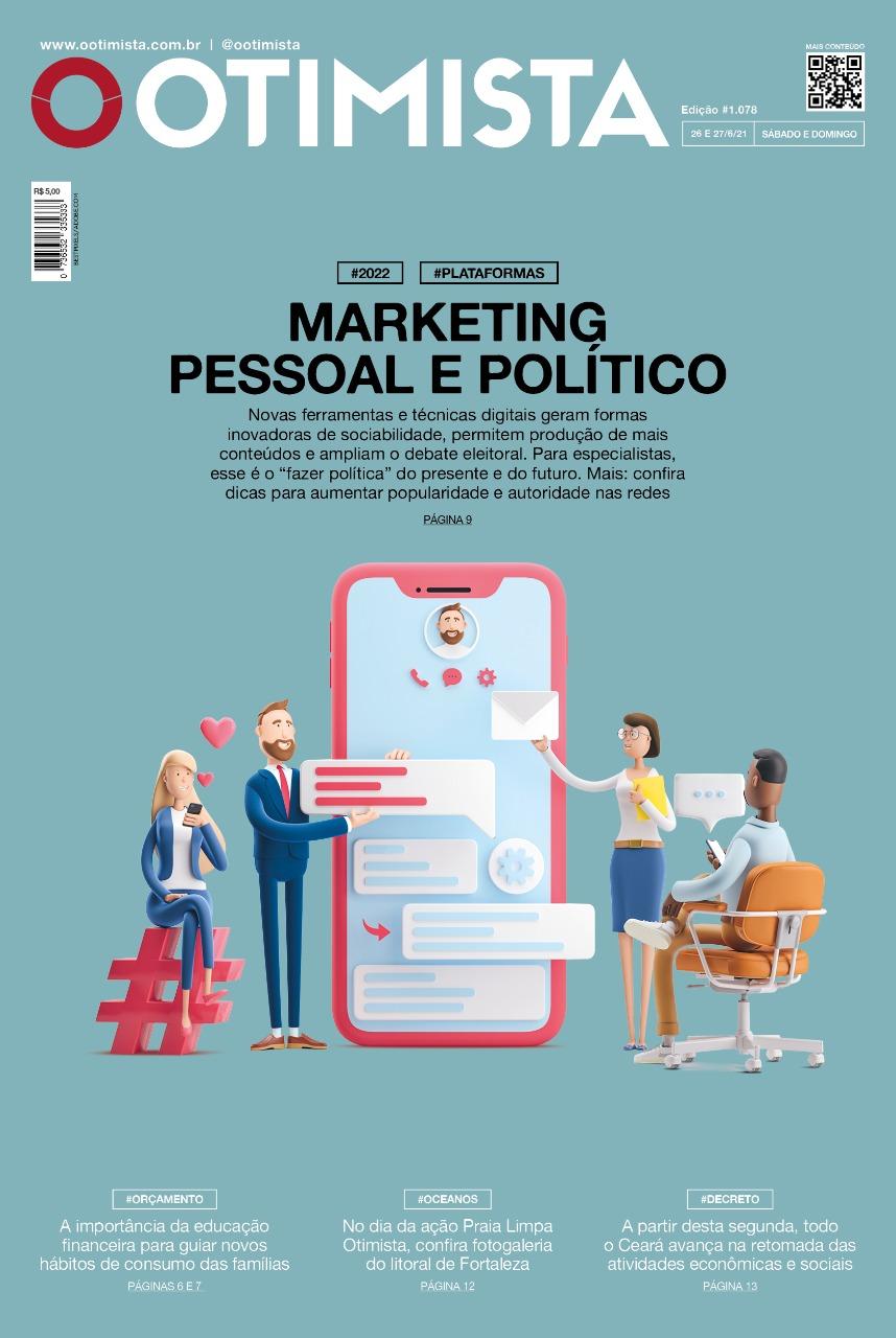O Otimista - Edição impressa de 26 e 27/06/2021