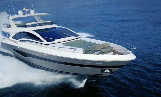 Para atender procura por barcos de luxo, elevamos estoque e turno, diz fabricante