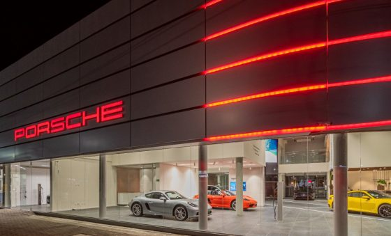 Porsche Center Fortaleza é inaugurada pelo Grupo Newland