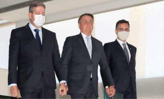 """Bolsonaro entrega governo ao """"centrão"""" em manobra para salvar seu governo que está afundando, segundo as pesquisas – Roberto Moreira"""