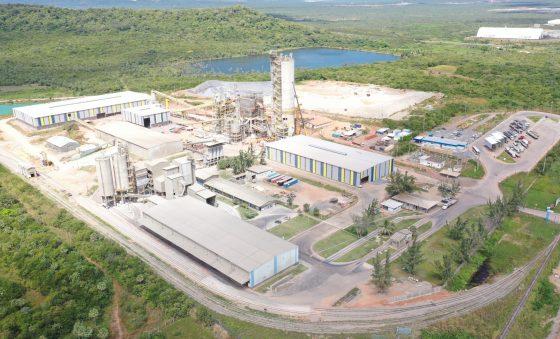 Votorantim Cimentos inicia operação de nova fábrica no Pecém