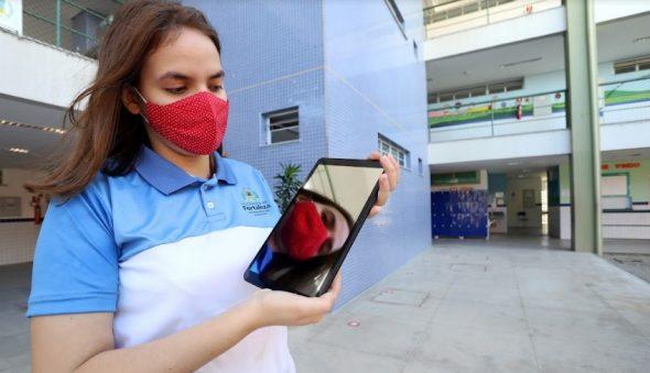 Pacote de volta às aulas públicas municipais é lançado em Fortaleza