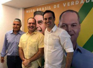 Heitor Freire confirma saída do comando do PSL Ceará e apoia Capitão Wagner como sucessor