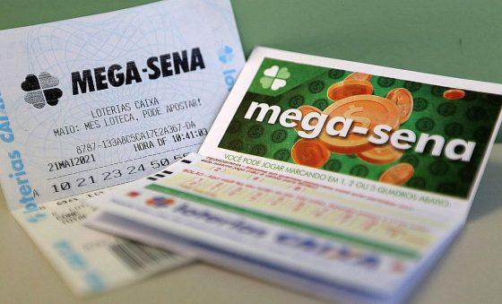 Mega-Sena acumula e prêmio sobe para R$ 12 milhões; veja os números