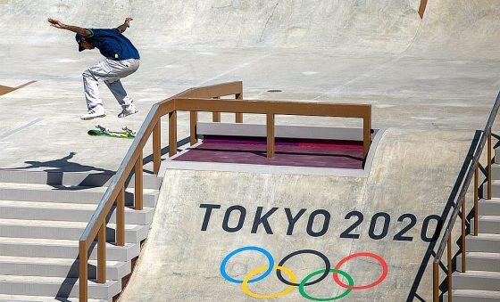 Skatista Kelvin Hoefler é prata, primeira medalha brasileira em Tóquio