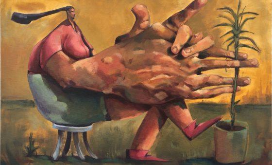 Daniel Chastinet, o desafio de estar sensível e a metáfora do bumerangue – Aldonso Palácio