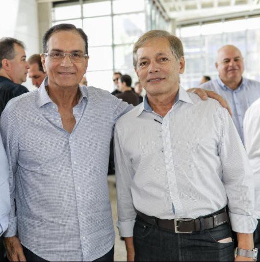 Beto Studart e Otacílio Valente detalham projeto no Porto das Dunas