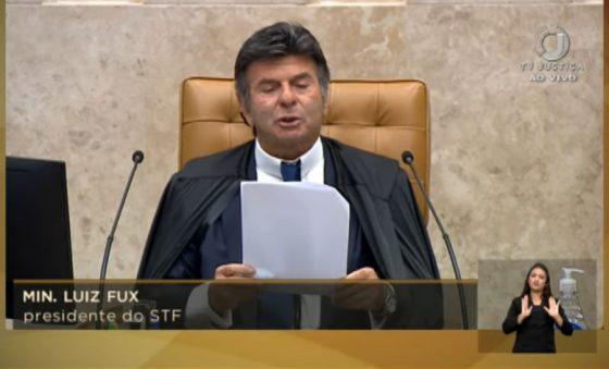 Ato multipartidário em defesa do Estado de Direito