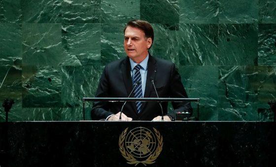 Bolsonaro perdeu a oportunidade de falar sobre a integração do Brasil com o mundo – Roberto Moreira