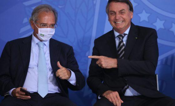 Bolsonaro brincou de governar agora mira Paulo Guedes na maior alta de preços em 20 anos que gera desgaste político – Roberto Moreira