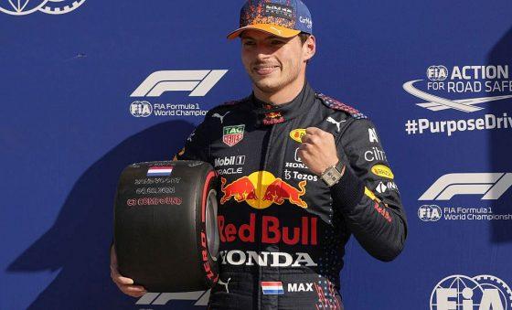 Verstappen, da Red Bull, fica com a pole position para o GP da Holanda de F1