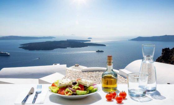 Sabores da Grécia – Pipo Gurjão