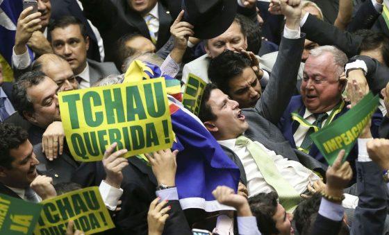 Senadores querem acabar com o engavetamento dos pedidos de impeachment – Edison Silva